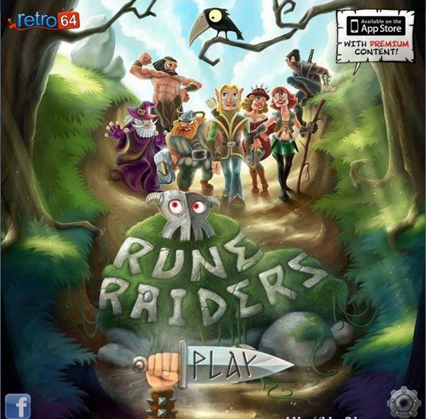 rune riders截图0