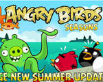 愤怒的小鸟:猪之夏日海洋版(Angry Birds Seasons: Piglantis)水下版