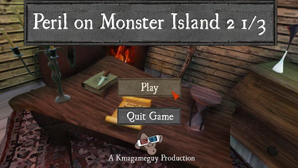 怪物岛历险截图0