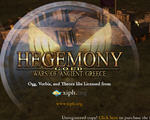 霸权:古希腊战争(Hegemony Gold: Wars of Ancient Greece)