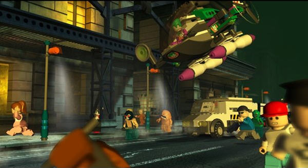 乐高蝙蝠侠截图1