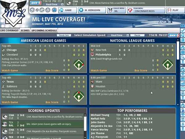 劲爆美国棒球13截图2