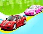 3D双人极速飙车单机版
