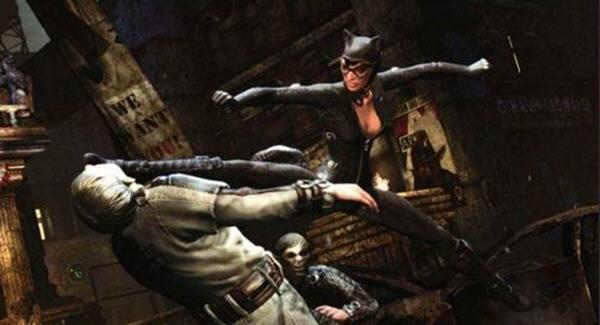蝙蝠侠:阿甘之城年渡版截图2