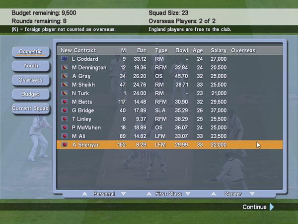 国际板球3截图2