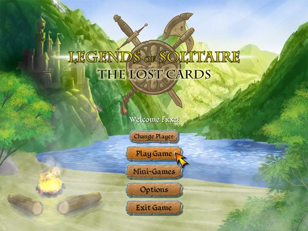 传奇纸牌:失去的卡片截图0