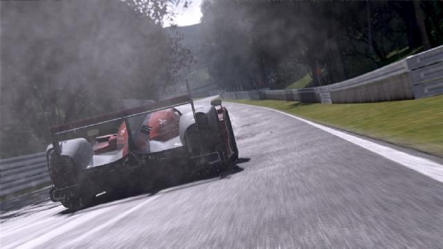《赛车计划》再放新图 超赞画面带给你超凡享受