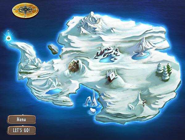 雪人冒险:疯狂的企鹅截图3