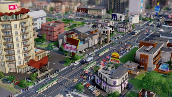 模拟城市5:梦之都截图1