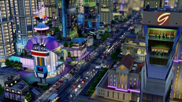 模拟城市5:梦之都截图2