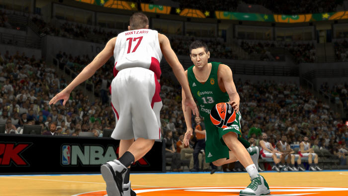 NBA2K14截图2