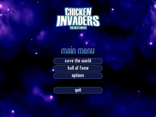小鸡入侵者2截图0