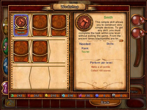 阿卡拉:宝藏截图2