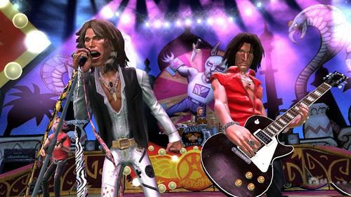 吉他英雄3:摇滚传奇截图3