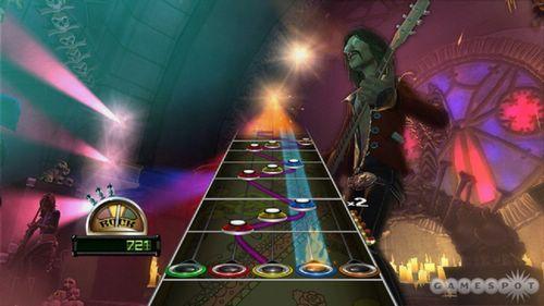 吉他英雄:世界巡演截图0