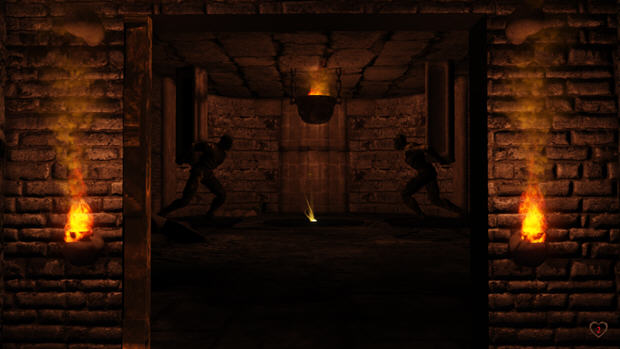 幽暗墓室截图1