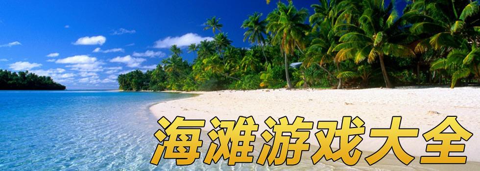 沙滩游戏大全_海滩游戏