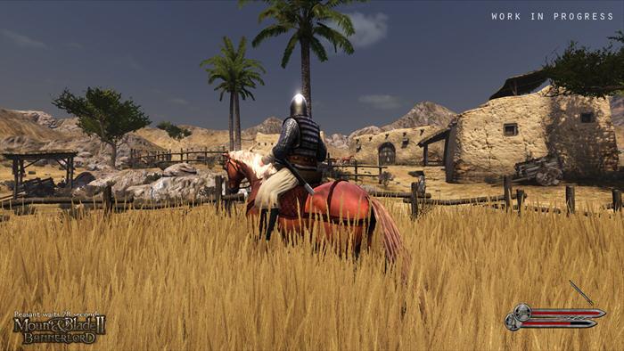 骑马与砍杀2:领主截图1