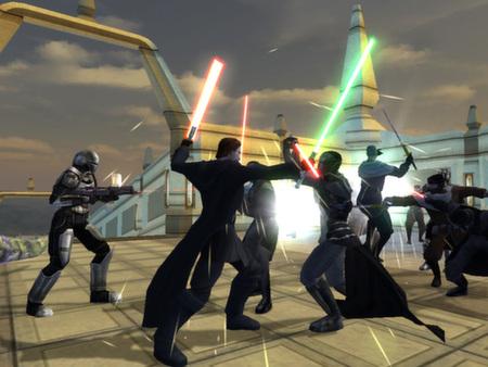 星球大战:旧共和国武士2截图0