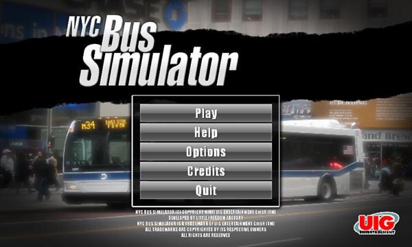 纽约巴士模拟截图1