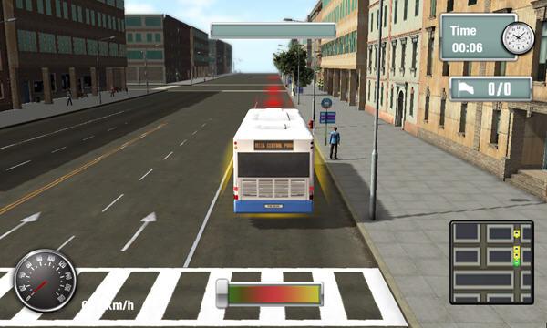 纽约巴士模拟截图2