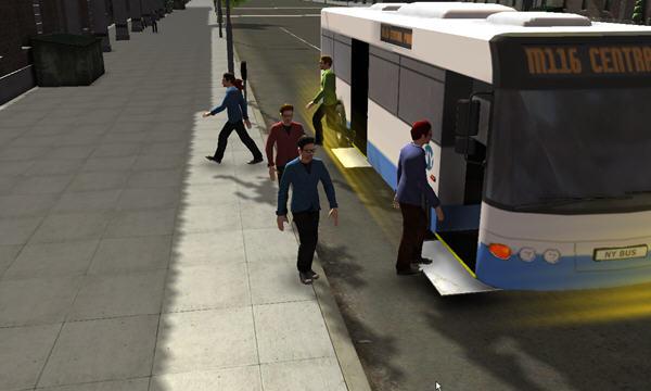 纽约巴士模拟截图3