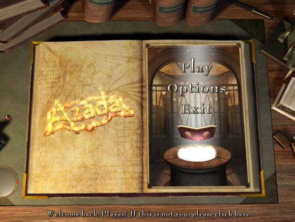 阿扎达:古书魔咒截图0