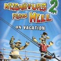 地狱邻居2:恐怖假期两项修改器