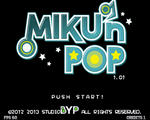 MIKU'n POP