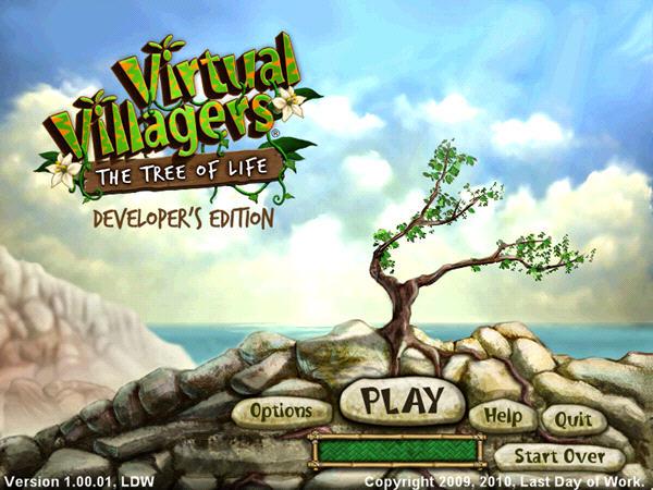 虚拟村庄4:生命之树截图0