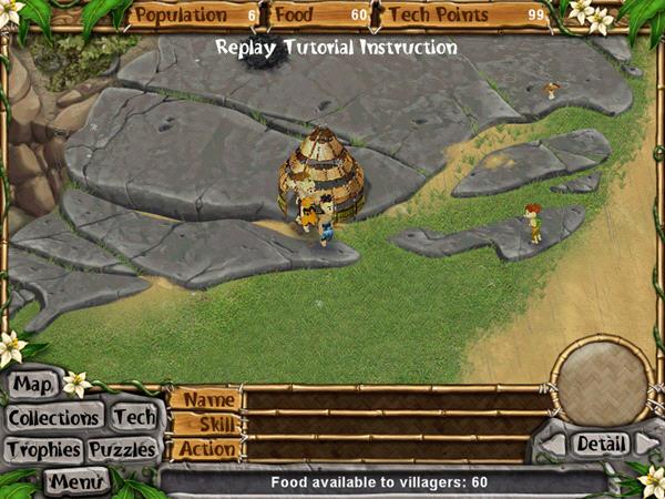 虚拟村庄4:生命之树截图1