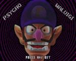 超能瓦路易(Psycho Waluigi)