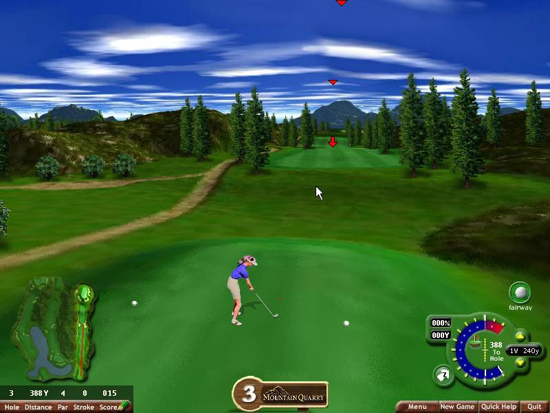 高尔夫俱乐部截图0