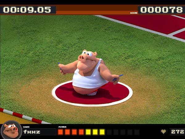 肥猪运动会截图1