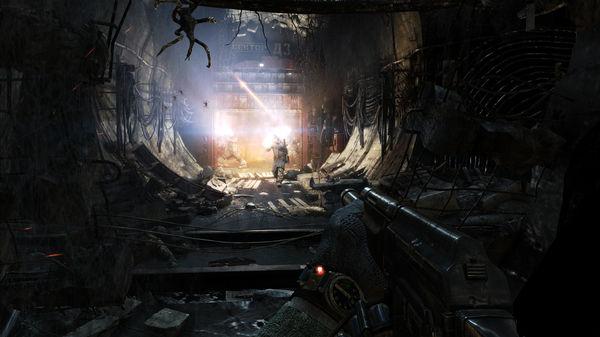 地铁:最后的曙光截图1