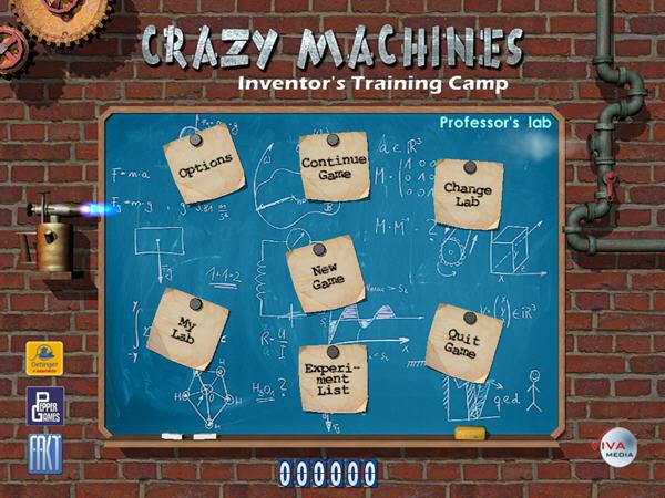 疯狂机器:发明训练营截图0