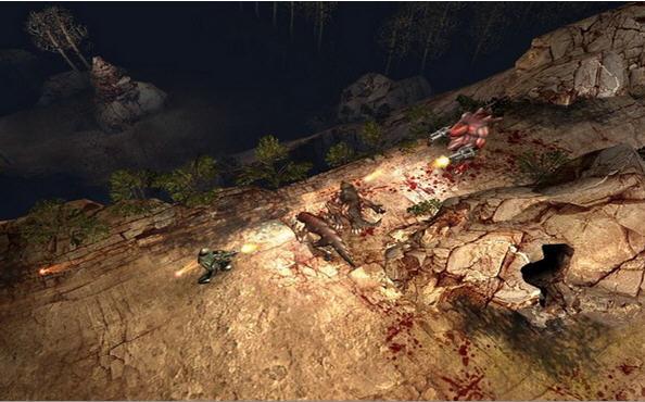 阴影地带之幸存者截图2