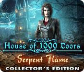 千户之屋3:巨蛇烈焰(House of 1000 Doors 3: Serpent Flame)中文典藏版