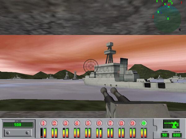 新抢滩登陆战2004截图2