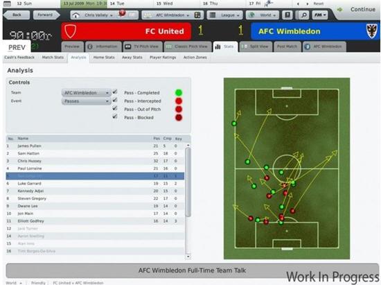 足球经理2010截图0