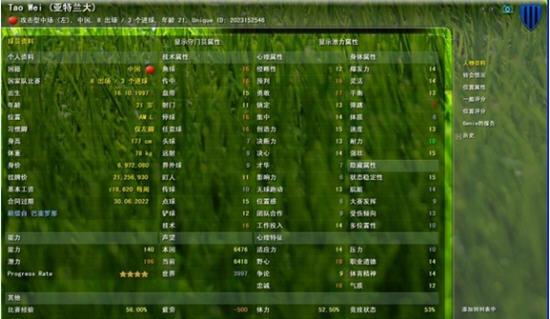 足球经理2010截图2