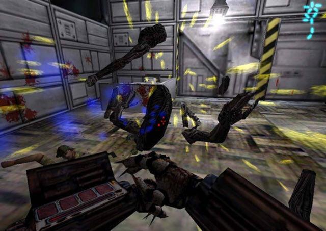 异形大战铁血战士2000年经典版截图0