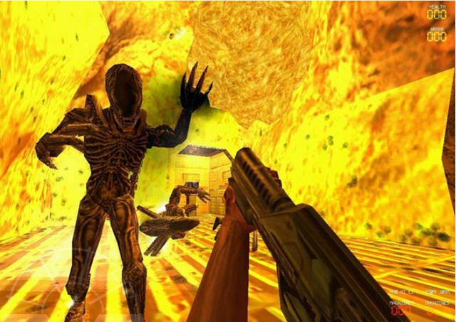 异形大战铁血战士2000年经典版截图2