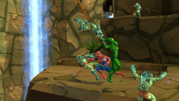 蜘蛛侠:敌友难辨截图2