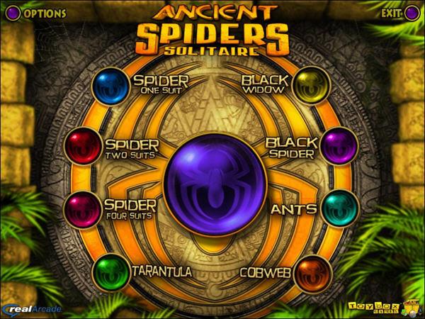蜘蛛接龙截图0