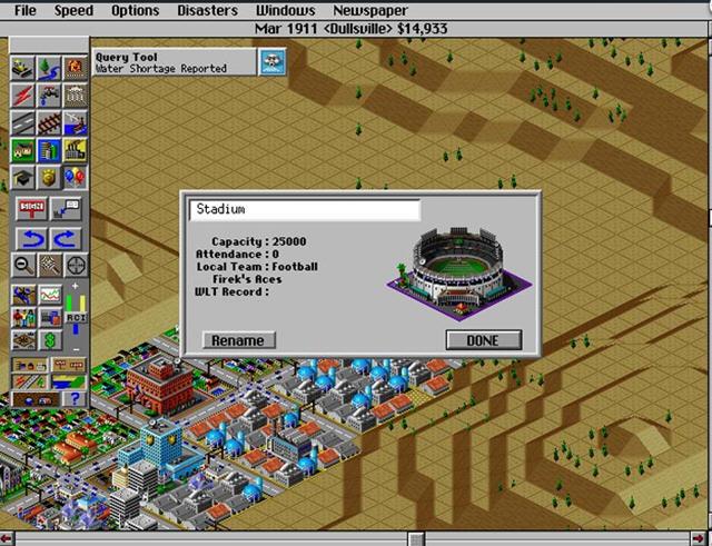 模拟城市2000:特别版截图1