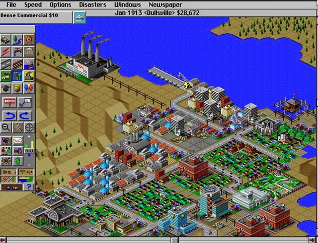 模拟城市2000:特别版截图2