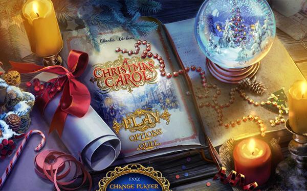 查尔斯・狄更斯:圣诞颂歌截图0