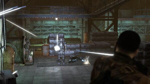 终结者4:救世主截图0