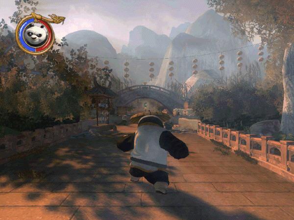 功夫熊猫截图0